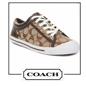 NWOB COACH NY Francesca Sneakers